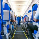 Зачем поднимать спинки кресел во время взлета и посадки